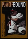 2002 Topps #354   Atlanta Braves - Playoff-Bound Front Thumbnail