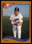 2002 Topps #435  Jose Canseco  Front Thumbnail