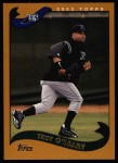 2002 Topps #614  Troy O'Leary  Front Thumbnail