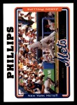 2005 Topps #190  Jason Phillips  Front Thumbnail