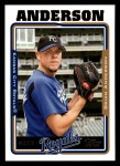 2005 Topps #382  Brian Anderson  Front Thumbnail
