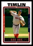 2005 Topps #437  Mike Timlin  Front Thumbnail