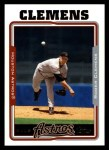 2005 Topps #565  Roger Clemens  Front Thumbnail