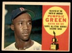 1960 Topps #317  Pumpsie Green  Front Thumbnail