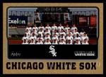 2005 Topps #644   Chicago White Sox Team Front Thumbnail