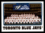 2005 Topps #667   Toronto Blue Jays Team Front Thumbnail