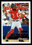 2005 Topps #725   -  Johnny Estrada All-Star Front Thumbnail
