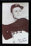 1962 Exhibits Stat Back  Dick Groat  Front Thumbnail