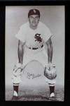 1962 Exhibit Stat Back  Jim Landis  Front Thumbnail