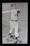 1962 Exhibits Stat Back  Luis Aparicio  Front Thumbnail