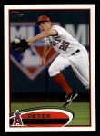 2012 Topps #46  Peter Bourjos  Front Thumbnail