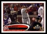 2012 Topps #108   -  Albert Pujols  Highlights Front Thumbnail