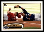 2012 Topps #136  Casey McGehee  Front Thumbnail