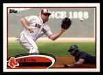 2012 Topps #160  Kevin Youkilis  Front Thumbnail