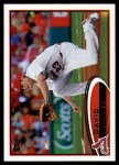 2012 Topps #273  David Freese  Front Thumbnail