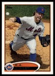 2012 Topps #279  R.A. Dickey  Front Thumbnail