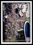 2012 Topps #300  Josh Hamilton  Front Thumbnail