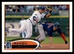 2012 Topps #445  Ramon Santiago  Front Thumbnail