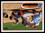 2012 Topps #461  Victor Martinez  Front Thumbnail