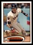 2012 Topps #649  Brandon Crawford  Front Thumbnail
