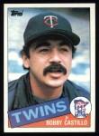1985 Topps #588  Bobby Castillo  Front Thumbnail
