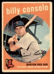 1959 Topps #112  Billy Consolo  Front Thumbnail