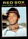 1971 Topps #159  Jarvis Tatum  Front Thumbnail
