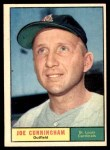 1961 Topps #520  Joe Cunningham  Front Thumbnail