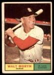 1961 Topps #91  Walt Moryn  Front Thumbnail