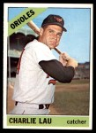 1966 Topps #368  Charlie Lau  Front Thumbnail