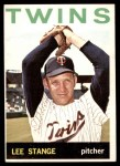 1964 Topps #555  Lee Stange  Front Thumbnail