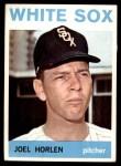 1964 Topps #584  Joel Horlen  Front Thumbnail