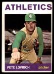 1964 Topps #212  Pete Lovrich  Front Thumbnail