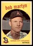 1959 Topps #41  Bob Martyn  Front Thumbnail