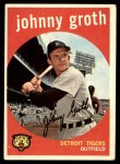 1959 Topps #164  Johnny Groth  Front Thumbnail