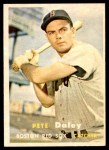 1957 Topps #388  Pete Daley  Front Thumbnail