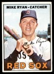 1967 Topps #223 DOT Mike Ryan  Front Thumbnail