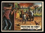 1962 Topps Civil War News #41   Protecting His Family Front Thumbnail