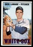 1967 Topps #208  Jack Lamabe  Front Thumbnail