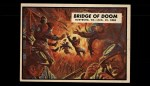 1962 Topps Civil War News #29   Bridge of Doom Front Thumbnail