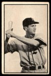 1953 Bowman B&W #43 ERR Hal Bevan  Front Thumbnail
