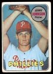 1969 Topps #253  Jerry Johnson  Front Thumbnail