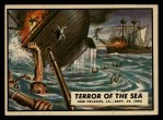 1962 Topps Civil War News #31   Terror of the Sea Front Thumbnail