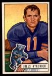 1951 Bowman #85  Jules Rykovich  Front Thumbnail