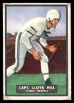 1951 Topps Magic #11  Lloyd Hill  Front Thumbnail