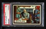 1962 Topps Civil War News #87   The War Ends Front Thumbnail