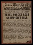 1962 Topps Civil War News #48   Smashing the Enemy Back Thumbnail