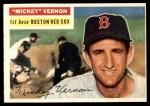 1956 Topps #228  Mickey Vernon  Front Thumbnail
