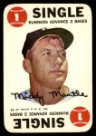 1968 Topps Game #2   Mickey Mantle   Front Thumbnail