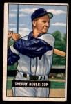 1951 Bowman #95  Sherry Robertson  Front Thumbnail
